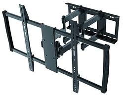"""Inland 05424 Full Motion Wall Mount Holds TV Size from 60"""" t"""
