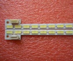 1 Pair 72LED 605MM For Philips T550HVD02.3 LED TV Backlight
