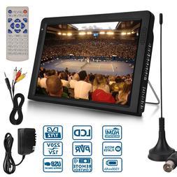 10.2 Inch 1080P PVR 12V Portable DVB-T/DVB-T2 TFT <font><b>L