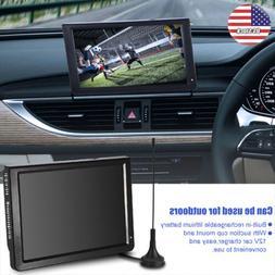 12'' Digital Television ATSC Portable TV 1080P HD HDMI Video