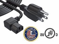 12Ft 3Prong AC Power Cord for Samsung Insignia Vizio Sharp P