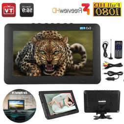 14inch LED HD Portable TV Television Video Player HDMI Home