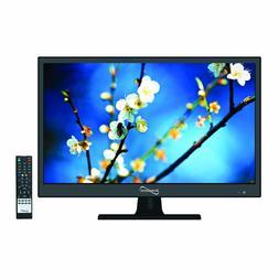 """15"""" LED LCD 1080p FULL HDTV TV TELEVISION 12V MULTI-USE CAR"""