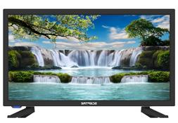 "Sceptre 19"" Class 720p resolution HD LED TV E195BV-SR with R"