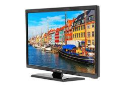 19 Inch Class HD 720P LED TV Small Tabletop Kitchen RV Monit