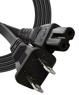 iMBAPrice  2-Prong AC Power Cable Cord for Vizio Smart TV/Le