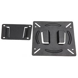 2017 TV PC Monitor Wall Mount Holder Bracket for 10-23 Inch