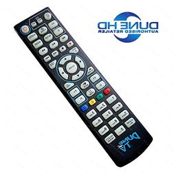 2018 Dune+TV Remote Control Universal Replacement with 4 Lea