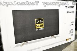 """SONY 2160P  HDR ANDROID 75"""" LED TV 