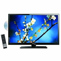 """22"""" LED LCD HD TV HDTV DIGITAL TUNER TELEVISION DVD PLAYER A"""