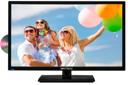 Sceptre 24 1080p 60Hz Class LED HDTV with Built-in DVD Playe