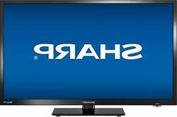 "Sharp - 24"" Class - LED - 720p - Smart - HDTV Roku TV"