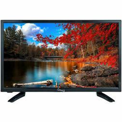 Supersonic 24-Inch 1080p LED Widescreen HDTV w/ Remote, HDMI