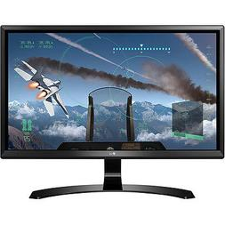 "LG - 24UD58-B 24"" 16:9 4K UHD  FreeSync IPS Monitor"