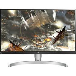 "LG 27"" 4K HDR IPS Monitor 3840 x 2160 16:9 27UK650W"