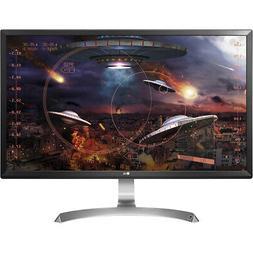 "LG 27"" 4K UHD 3840 x 2160 AMD FreeSync IPS LED Monitor w/ On"