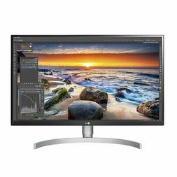 """LG 27UK850-W 27"""" 4K UHD IPS Monitor with HDR10 with USB Type"""