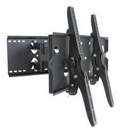 2xhome - Universal LCD LED TV Wall Mount Bracket Full Motion
