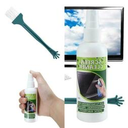 3-in-1 PC Laptop LED LCD Monitor Screen Cleaner Cleaning Clo