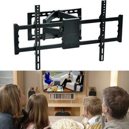 "for 32-85"" Strong Dual Arm Heavy Duty Full Motion TV Wall Mo"