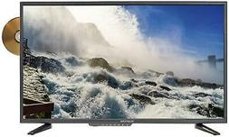 "Sceptre 32"" Class 720P HD LED TV with Built-in DVD Player Co"