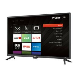 "JVC 32"" Class HD  Roku Smart LED TV  Wi-Fi Dual-band"