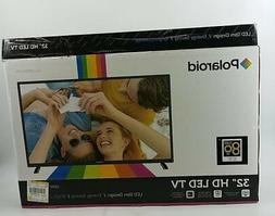 """Polaroid 32"""" HD 720p LED HDTV TV HDMI - NEW"""