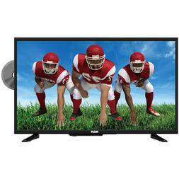 "RCA 32"" HD LED TV with Built-in DVD Player & HDMI Input - RT"