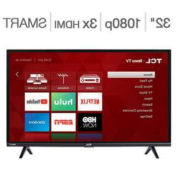 "TCL 32"" Inch Class  1080p ROKU LED LCD TV 32S323"