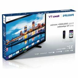 32 Inch Smart LED HD Roku TV Wifi Home Office Business Wall