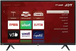 TCL 32Class 3-Series 720P HD LED Roku Smart TV 32S335