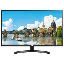 "LG 32MN600P-B 31.5"" Full HD IPS Monitor with AMD FreeSync"