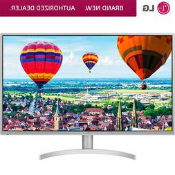 LG 32QK500-W 32-Inch QHD  IPS Monitor with Radeon Freesync T