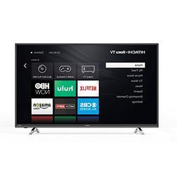 """Hitachi 32RZ2 32"""" 720p Roku Smart LED TV, Black"""