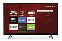 TCL 32S305 32-Inch 720p Roku Smart LED TV Certified Refurbis