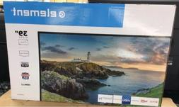"Element 39"" Class HD Smart LED TV  Model E2sw3918 Brand New"