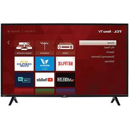 TCL 40S325 40-Inch Class LED 3-Series  1080p 3 HDMI USB Smar