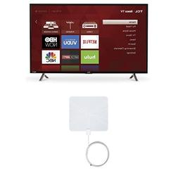 TCL 40S305 40-Inch 1080p Roku Smart LED TV  with Winegard Fl