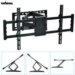 "32-85"" Full Motion TV Wall Mount Articulating Tilt Bracket S"