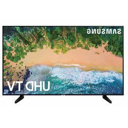 "Samsung 43"" 4K UHD LED LCD TV UN43NU6950FXZA"