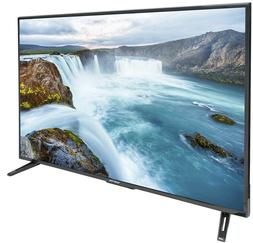 43 Inch Sceptre 1080p LED TV  Metal Black 2018