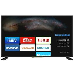"Element 43"" Smart 1080p 60Hz LED HDTV w/ built-in Netflicks."