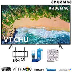 "Samsung 43NU7100 43"" NU7100 Smart 4K UHD TV 2018 with Wall M"