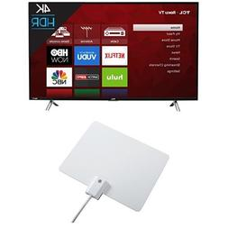 TCL 43S405 43-Inch 4K Ultra HD Roku Smart LED TV  with Wineg
