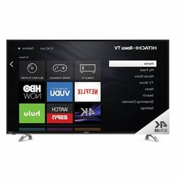 "Hitachi 49"" TV ""Class 4k UHD HDR TV with Roku - 49R80"