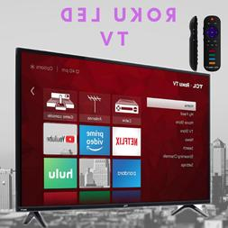 "Smart Roku Led Tv 2019 1080P Tcl 49S325 49"" 43"" 40"" 32"" WITH"