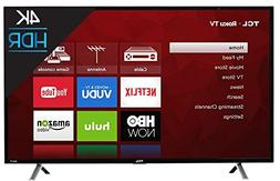 TCL 49S405 49-Inch 4K UHD Smart LED Roku TV
