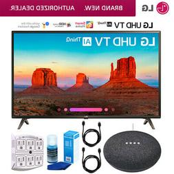 "LG 49UK6300 49"" UK6300 4K HDR Smart LED AI UHD TV w/ThinQ Go"