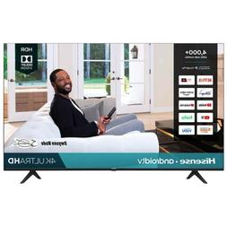 "Hisense - 50"" Class H65 Series LED 4K UHD Smart Android TV"