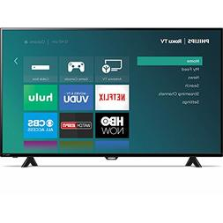 Philips 50PFL4662 1080P Roku Smart LED TV